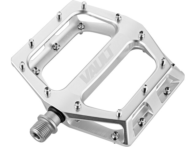 DMR Vault Pedals full silver